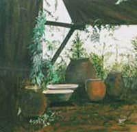 Pot Painting (Pots & Landscape)