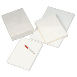 Handmade Cotton Rag Drawing Papers With Smooth Finish