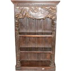 Wooden Bookcase M-0878