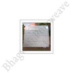Natural Clear Woven Laminated Bags