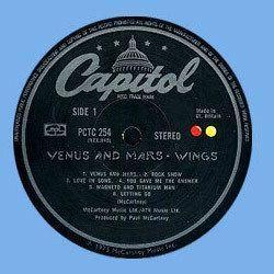 Vinyl Labels