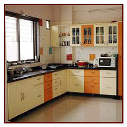 Kitchen Interior Services - Pull Out Basket, Stylish Modular