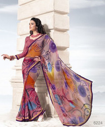 Indian Fancy New Net Sarees