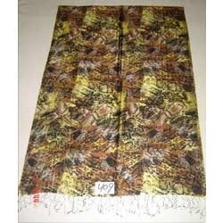 100% Pure Silk Animal Snake Printed Shawls