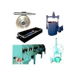 Foundry chemical & Equipments