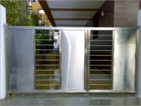 Stainless Steel Sheet Gates