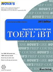 Nova Practice Tests For The TOEFL iBT