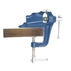 APEX Code 733 - Table Vice With Clamp (Fixed Base)