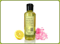 Herbal Face Wash (With Honey, Rose Water And Lemon)