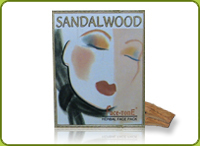 Sandalwood Herbal Face Pack