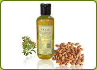 Face And Body Massage Oil ( With Almond Oil Vit-E Oil Sandalwood Oil )
