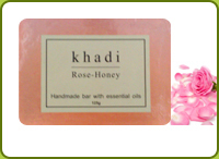 Rose-Honey Soap