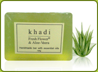Fresh Flower & Aloe Veera Soap