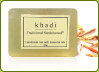 Traditional Sandalwood Soap