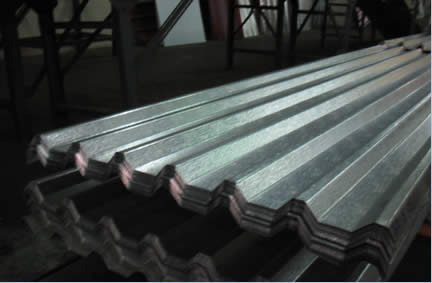 Hindalco Aluminum Roofing Sheets