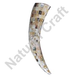 Pearl Drinking Horns