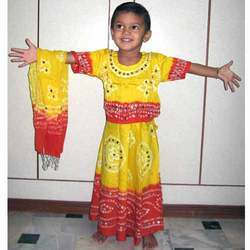 Kids Wear Beaded Lehenga Choli