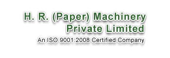H. R. (Paper) Machinery Private Limited