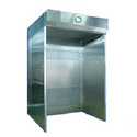 Powder Sampling Booth