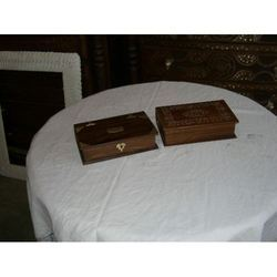 Handmade Wooden Boxes