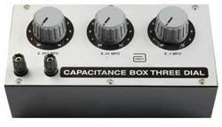 Capacitance Boxes