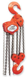 Titan Chain Pulley Block suppliers in chennai