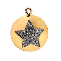 Diamond Star Charms