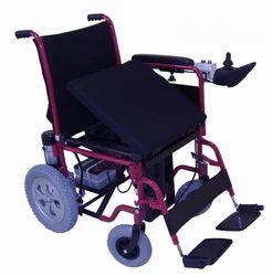 Motorized Lift Up Seat Wheelchair