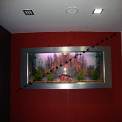Wall Mounted Photo Frame Aquarium