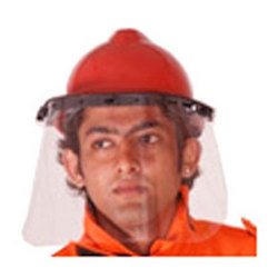 Vangard Industrial Safety Helmet with Face Shield