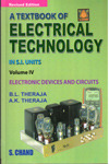 A Textbook Of Electrical Technology In S I UNITS