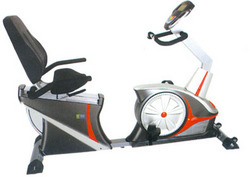 Semi-Commercial Recumbent Bike