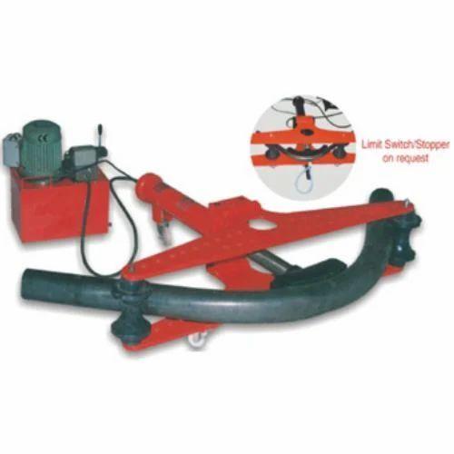Hydraulic Motorised Pipe Bender