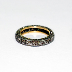 Designer Diamond Finger Bands