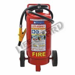Lifeguard Dry Powder Fire Extinguisher
