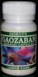 Borage Gaozaban Capsules