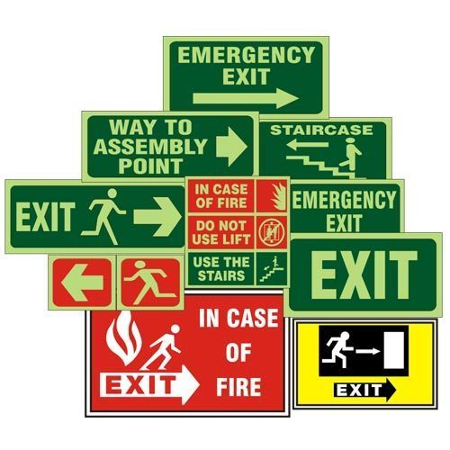 Night Glow Signages Amp Boards And Safety Posters