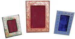 Hand Painted Photo Frames
