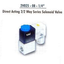 Direct  Acting 2/2 Way Series Solenoid Valve