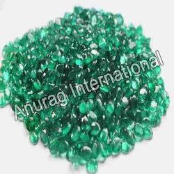 Oval Emeralds