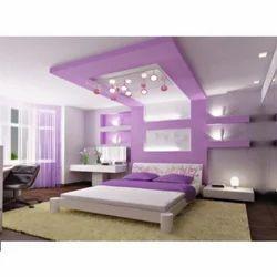 Interior Decoration Services - Turnkey Base Jobs, False Ceiling
