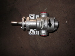 Burner fuel pump