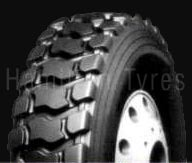 Military Pattern Tyre