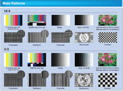 Video Test Pattern Generator- HDMI/VGA/YPbPr/CVBS/S-VIDEO - China