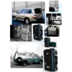 Vehicle Mounted Cell Phone Jammer