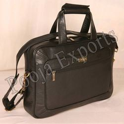 Leather Laptop Case ( Product Code: JR84)