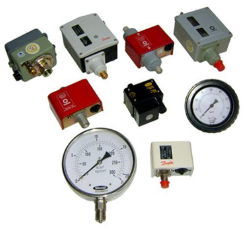 Boiler Accessories - Boiler Pressure & Gauge Wholesale Trader from ...