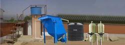 Sewage Treatment Plant(E-Ionization Process)