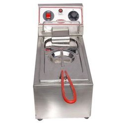 Deep Fat Fryer Single And Double Table Top Model