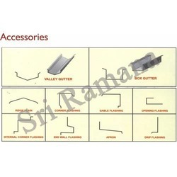 Tile Roofing Metal Sheets Accessories